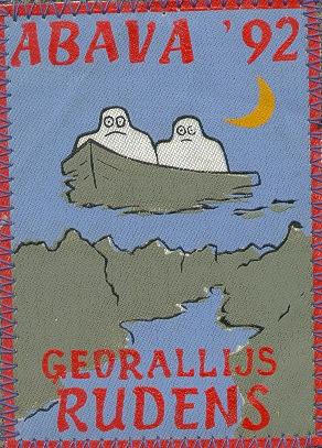 Rudens Ģeorallijs Abava 92