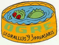 Pavasara ģeorallijs Ogre 1993