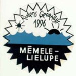 Rudens ģeorallijs Mēmele—Lielupe 1996